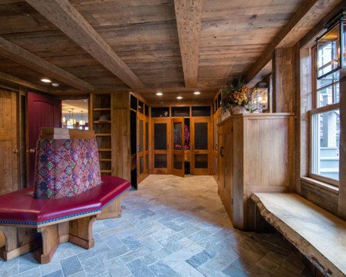 Foto e idee per armadi e cabine armadio armadi e cabine for Cabina di montagna grande orso