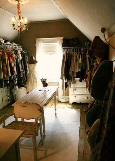hidden room: making the most of an attic space