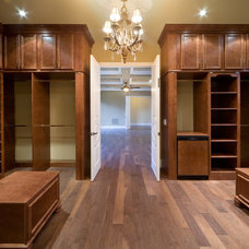 Traditional Closet by Silver Sea Homes