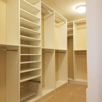 Long Narrow Closet