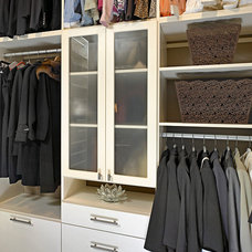 Contemporary Closet by Elite Remodeling