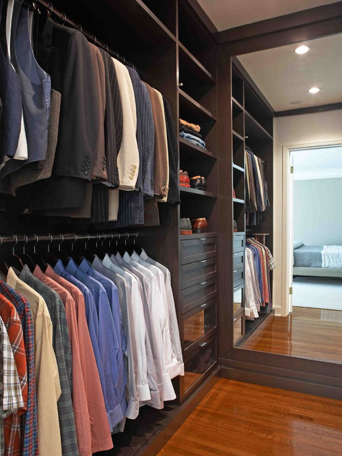 Double Hang Closet Rod Home Design Ideas, Pictures, Remodel and Decor
