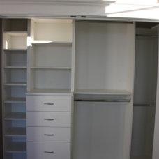 Traditional Closet by LuAnn Development, Inc.