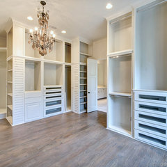 mediterranean closet by Heritage Design Studio