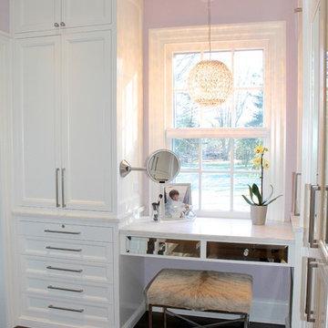 Luxurious Master Closets