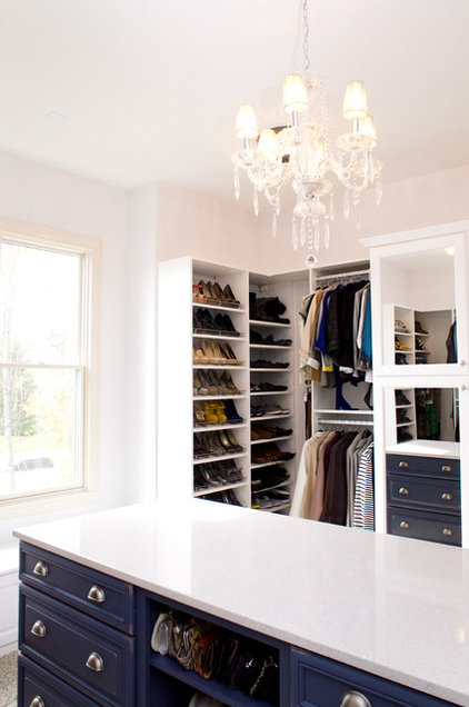 Traditional Closet by California Closets of Indianapolis