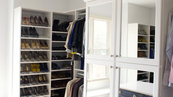 Luxurious Walk In Closets