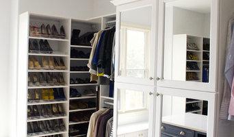 Luxurious Walk In Closets