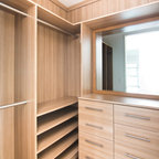 Bypass Doors - Contemporary - Closet - Chicago - by Supa Doors