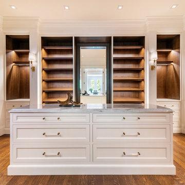 Luxury Master Dressing Room