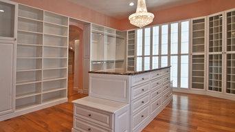 Luxury Residence Dressing Room - Melbourne Beach, FL