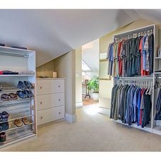 Traditional Closet by Motionspace Architecture + Design