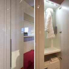 Modern Closet by John Hill