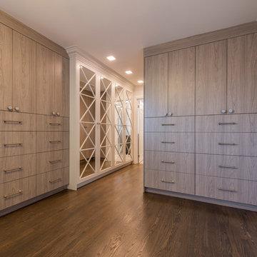 Maple Bath & Bedroom transformation
