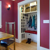 How to Tap Your Hall Closet's Storage Potential