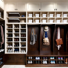 traditional closet by Brice's Furniture