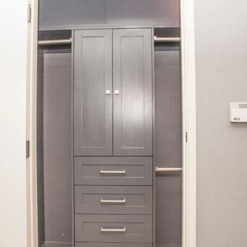 Marina Del Rey Coat Closet