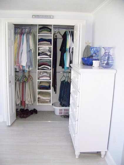 traditional closet by MVClosets.com Expert Closets