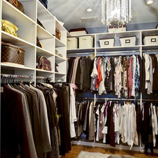 Traditional Closet by Casa Nova Design Group