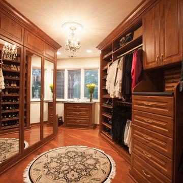 Master Bathroom, Master Bedroom, & Master Closet
