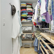 Traditional Closet by Sylvie Meehan Designs