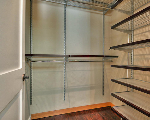 Side By Side Closet Remodel
