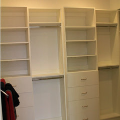Lovely Master Bedroom Closet