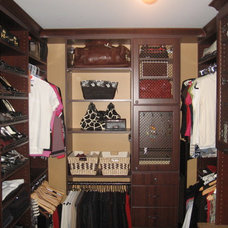 Eclectic Closet by Samer