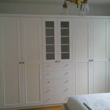 Traditional Dressers Chests And Bedroom Armoires by European Closet & Cabinet