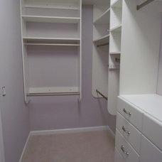 Traditional Closet by Atlanta Closet & Storage Solutions
