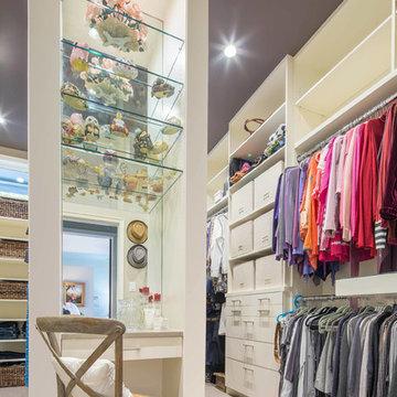 Master Closet - Addition