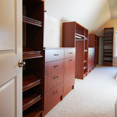 Traditional Closet by Closet America