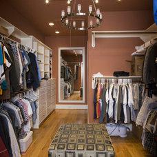 Eclectic Closet by Brickmoon Design