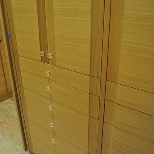 Master Closet custom cabinetry