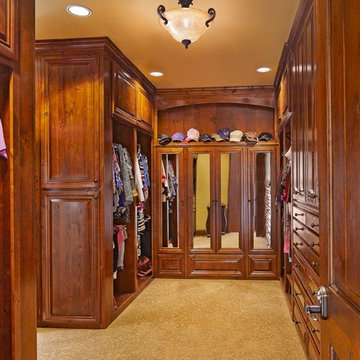 Master closet design remodel Coppell Flower Mound Plano