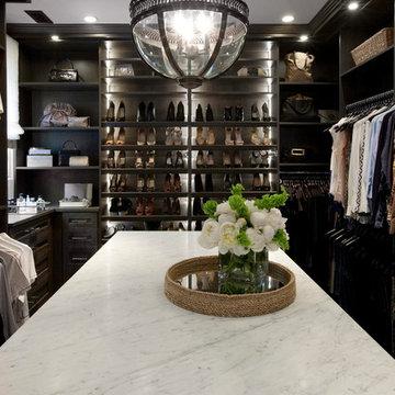 Master Closet / Dressing Room