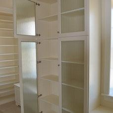 Traditional Closet by Diplomat Closet Design