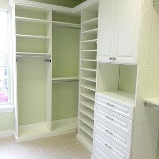 Immagine di armadi e cabine armadio chic