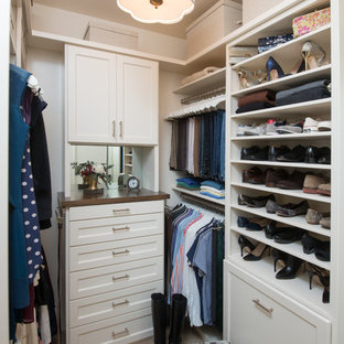 Master Closet in Los Altos - Design