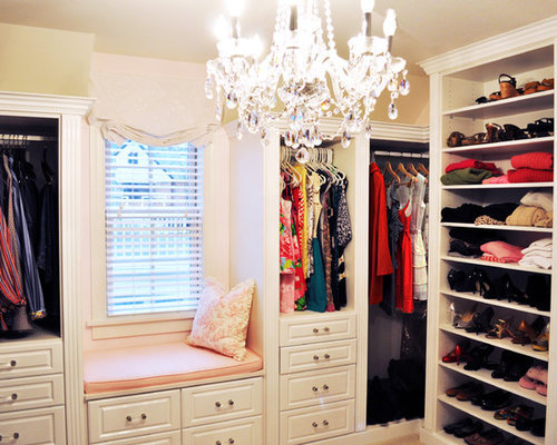 Example Of A Classic Closet Design In Minneapolis