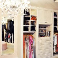 Storage/closets