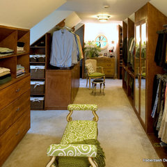 traditional closet by Interiors Unleashed