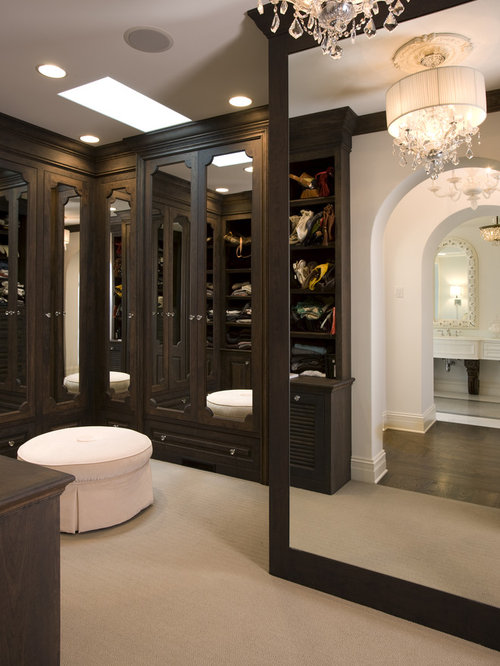Dark Wood Closet Ideas Pictures Remodel And Decor
