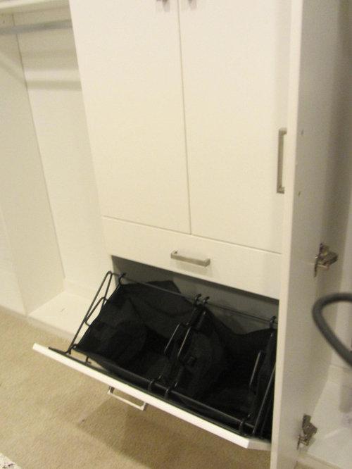 Master closet laundry center combo for Masters laundry