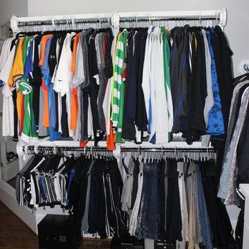 Master Closet - Men's