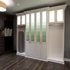 contemporary closet by Michael Abrams Limited