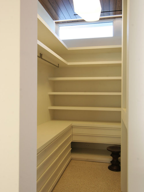 Small master closet home design ideas pictures remodel - Master walk in closet design ...