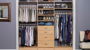 Master Closet Projects