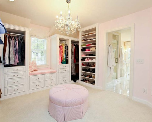 windows in master closet ideas pictures remodel and decor. Black Bedroom Furniture Sets. Home Design Ideas