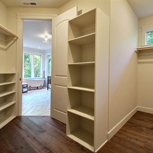 Master Closet - The Overbrook - Cascade Craftsman Family Home